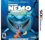 NINTENDO Nintendo 3DS Game FINDING NEMO - ESCAPE TO THE BIG BLUE - 3DS